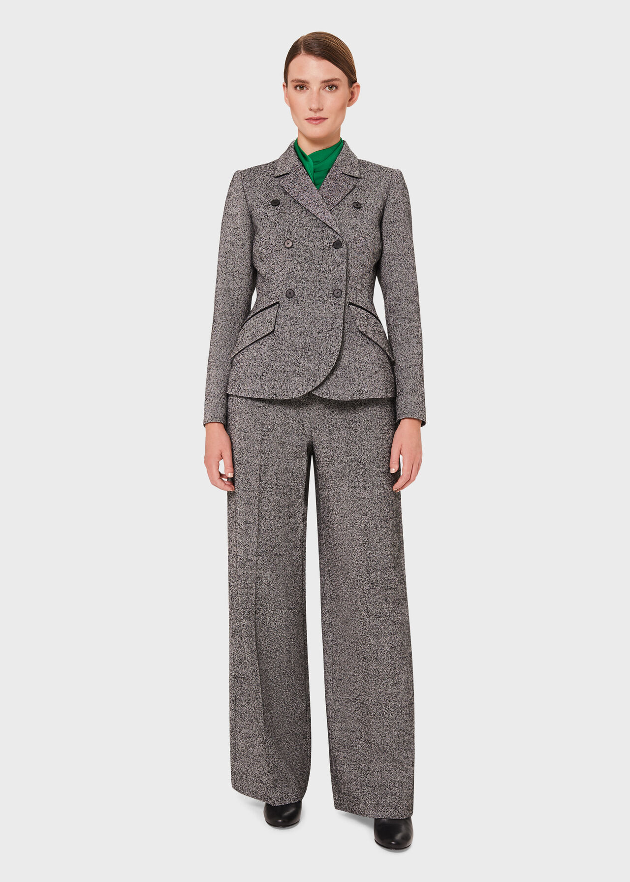 Ida Co-ord Trouser Suit, , hi-res