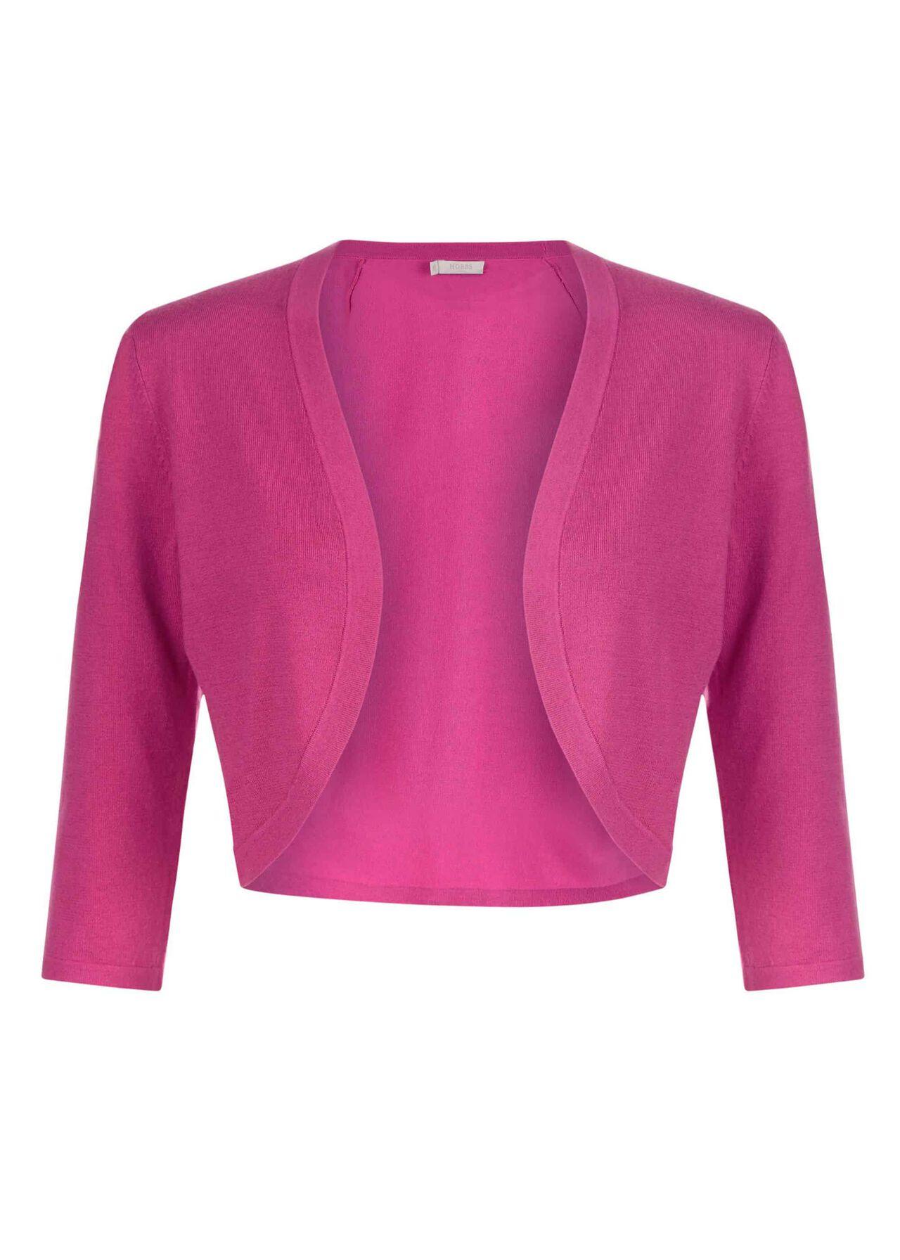 Carrie Bolero Dark Pink