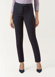 Kora Trousers, Navy, hi-res