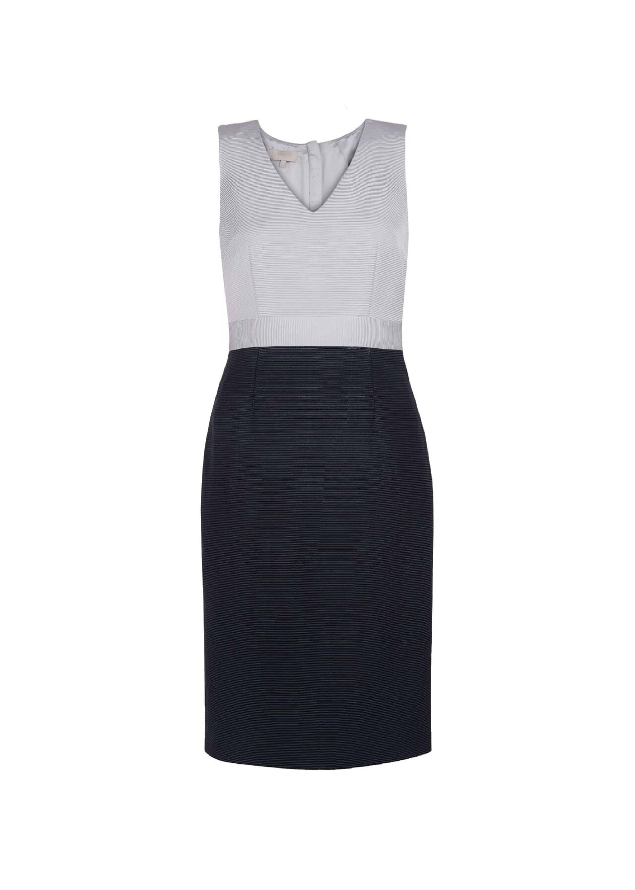Laurie Dress Lvnder Crm Nvy