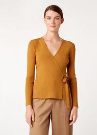 Isabelle Sweater, Honey Gold, hi-res