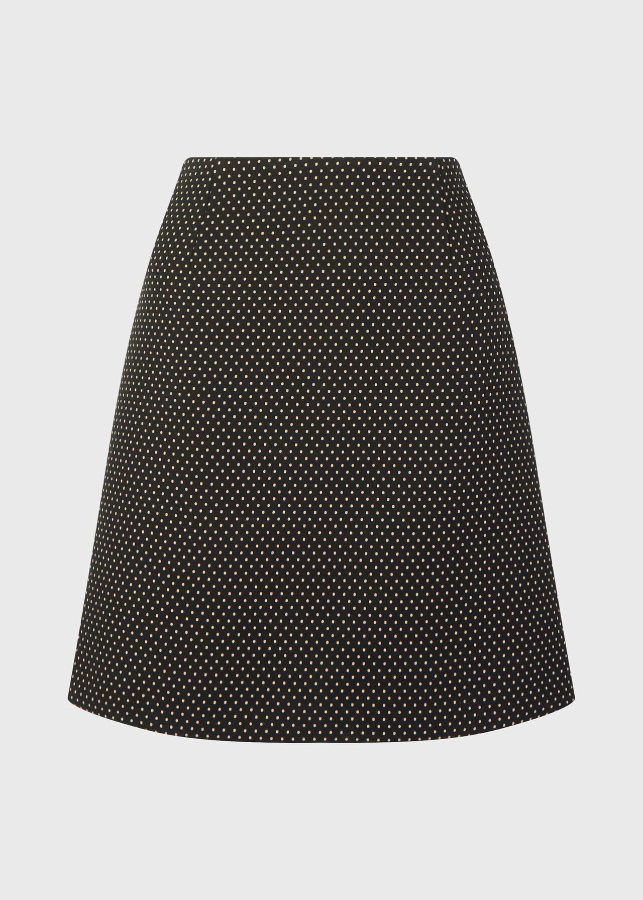 Gracie A line Skirt Black Camel
