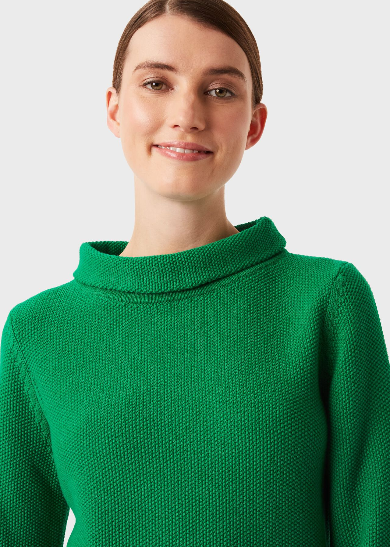 Camilla Sweater, Green, hi-res