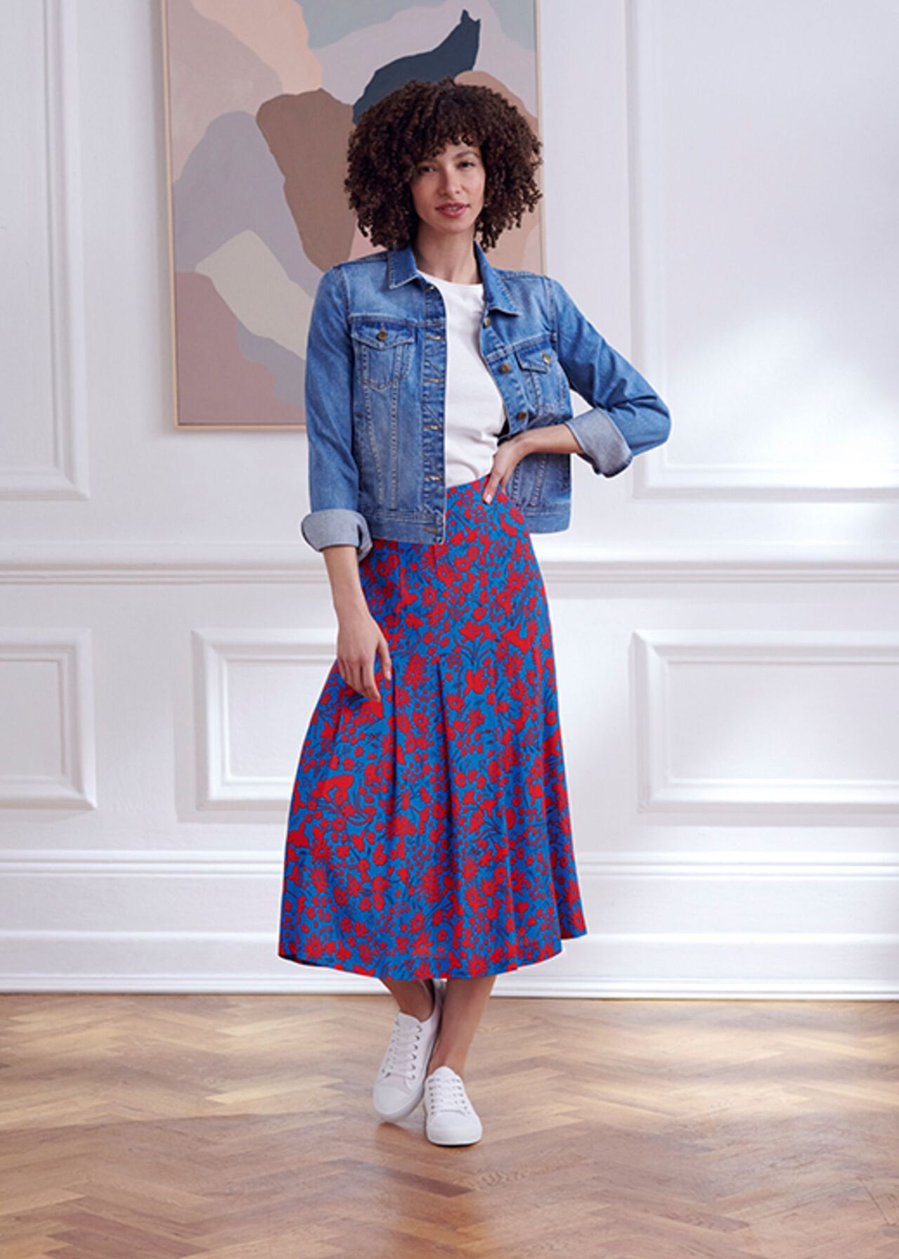 The Diane Skirt Outfit, , hi-res
