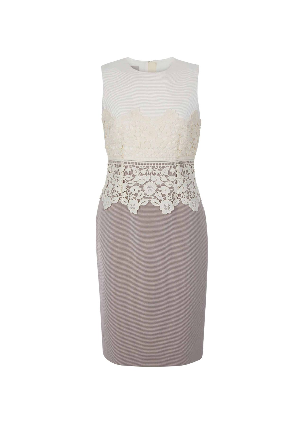 Seraphina Dress Cream Latte