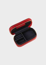 Shetland Jewellery Box, Red, hi-res