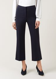 Hettie Trousers, Navy, hi-res