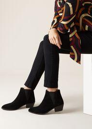 Linden Boot, Black, hi-res