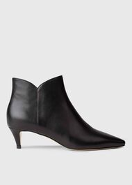 Abbey Ankle Boot, Black, hi-res