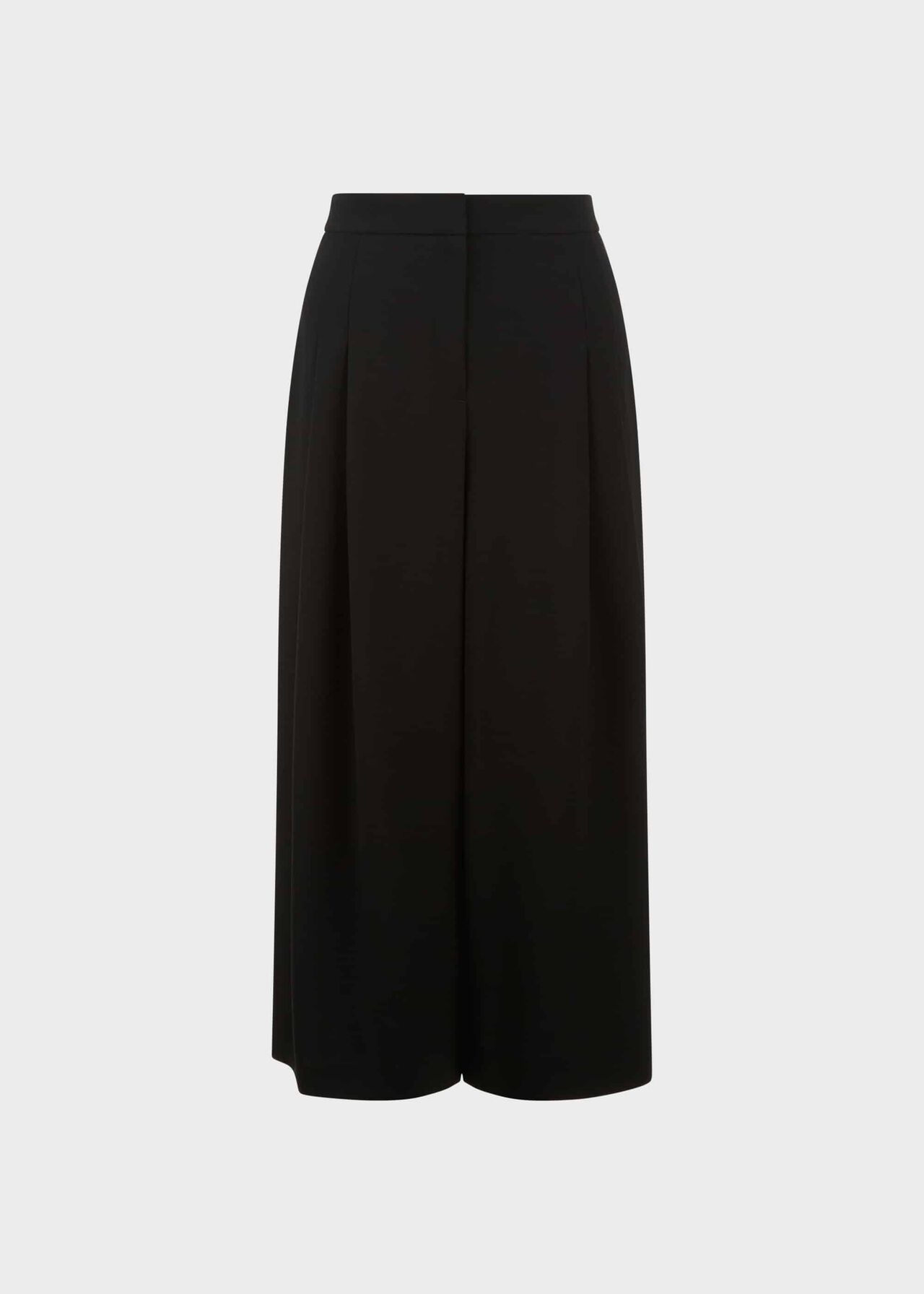 Pina Cropped trousers Black