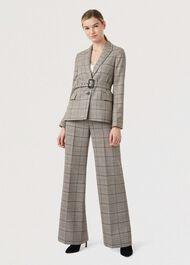 Hailey Wool Jacket, Multi, hi-res