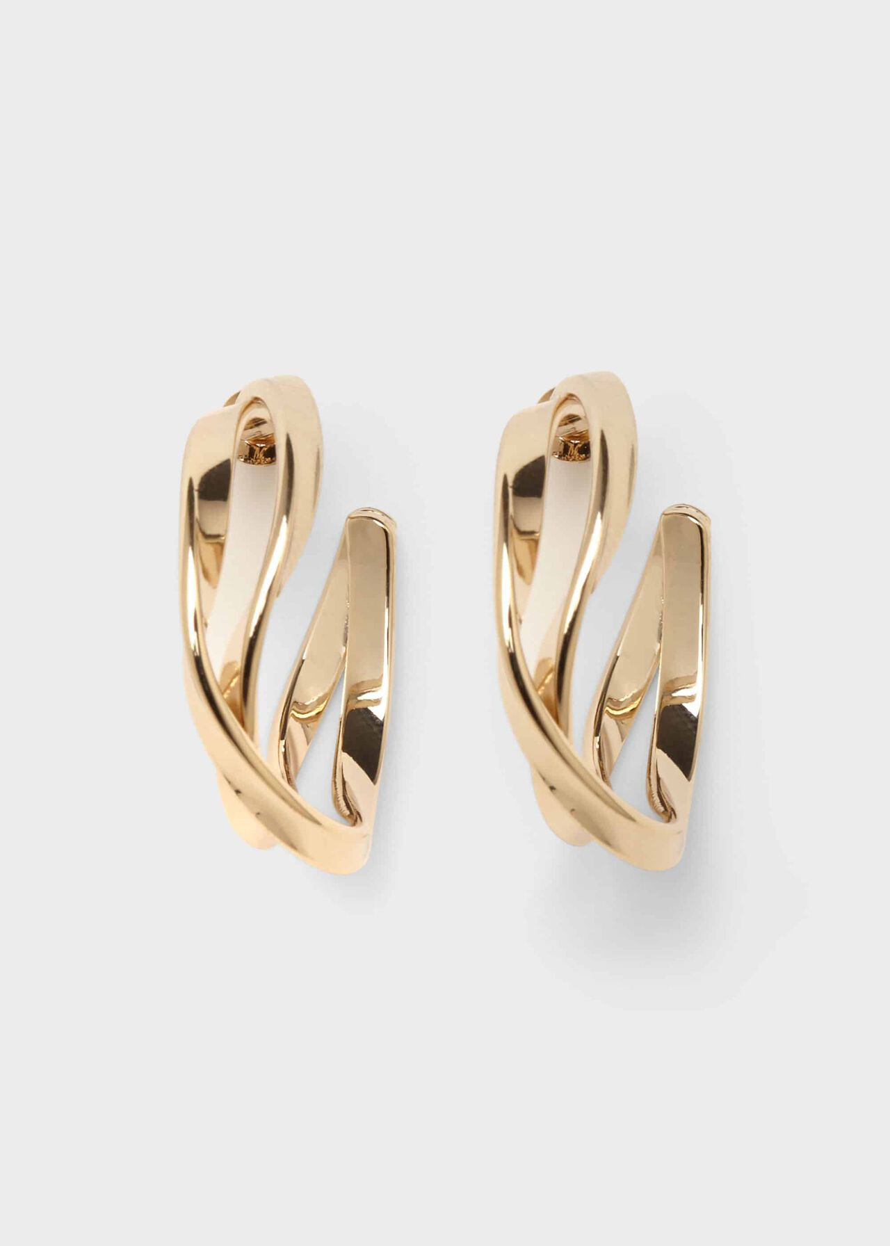 Beki Earring, Gold, hi-res