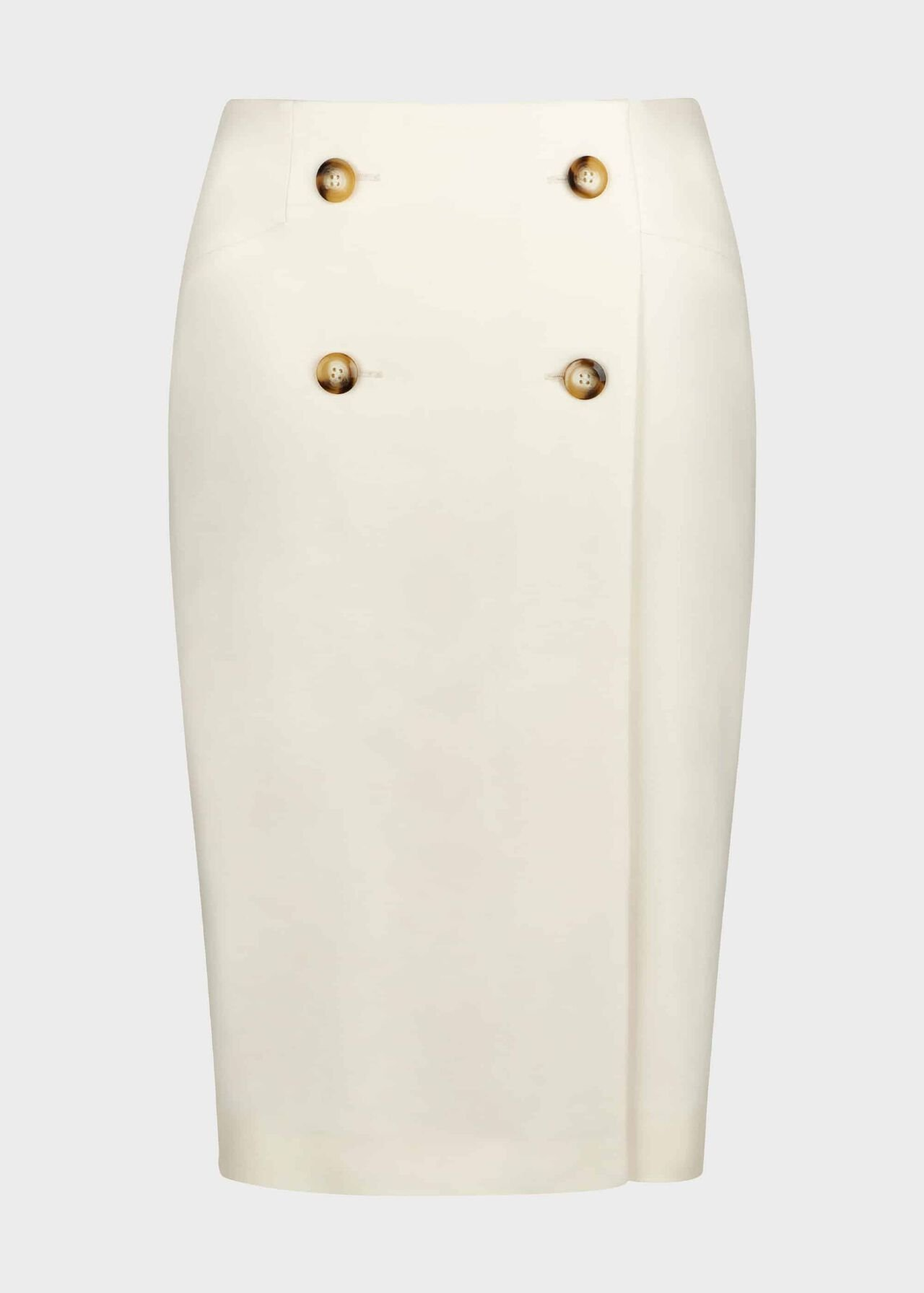 Jasmine Skirt, Warm Ivory, hi-res