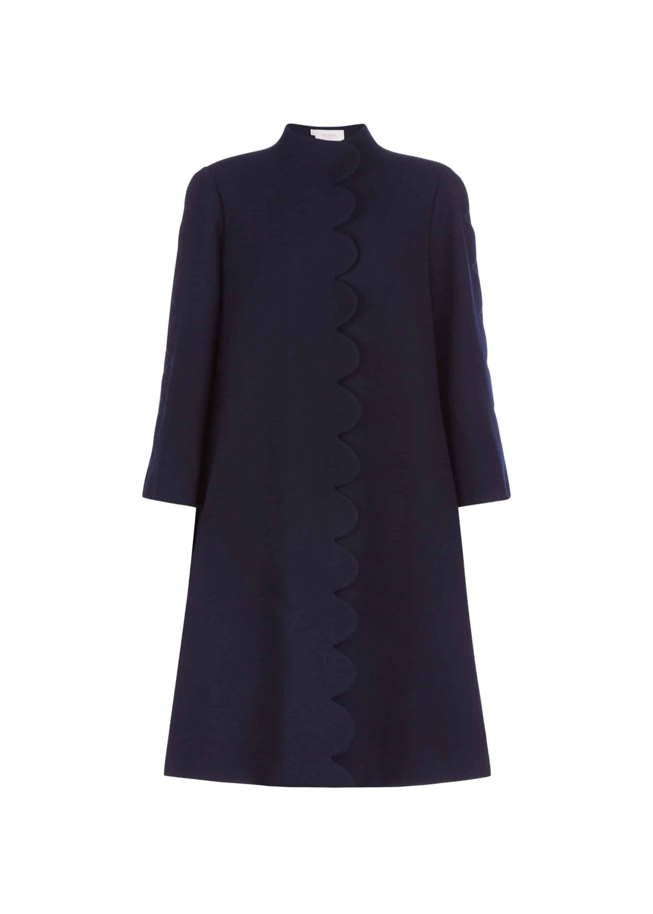 Diana Wool Coat Navy