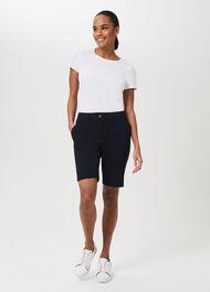 Tulip Shorts, Navy, hi-res