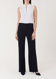 Cait Trouser, Navy, hi-res