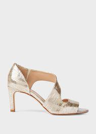 Lexi Sandal, Metallic, hi-res