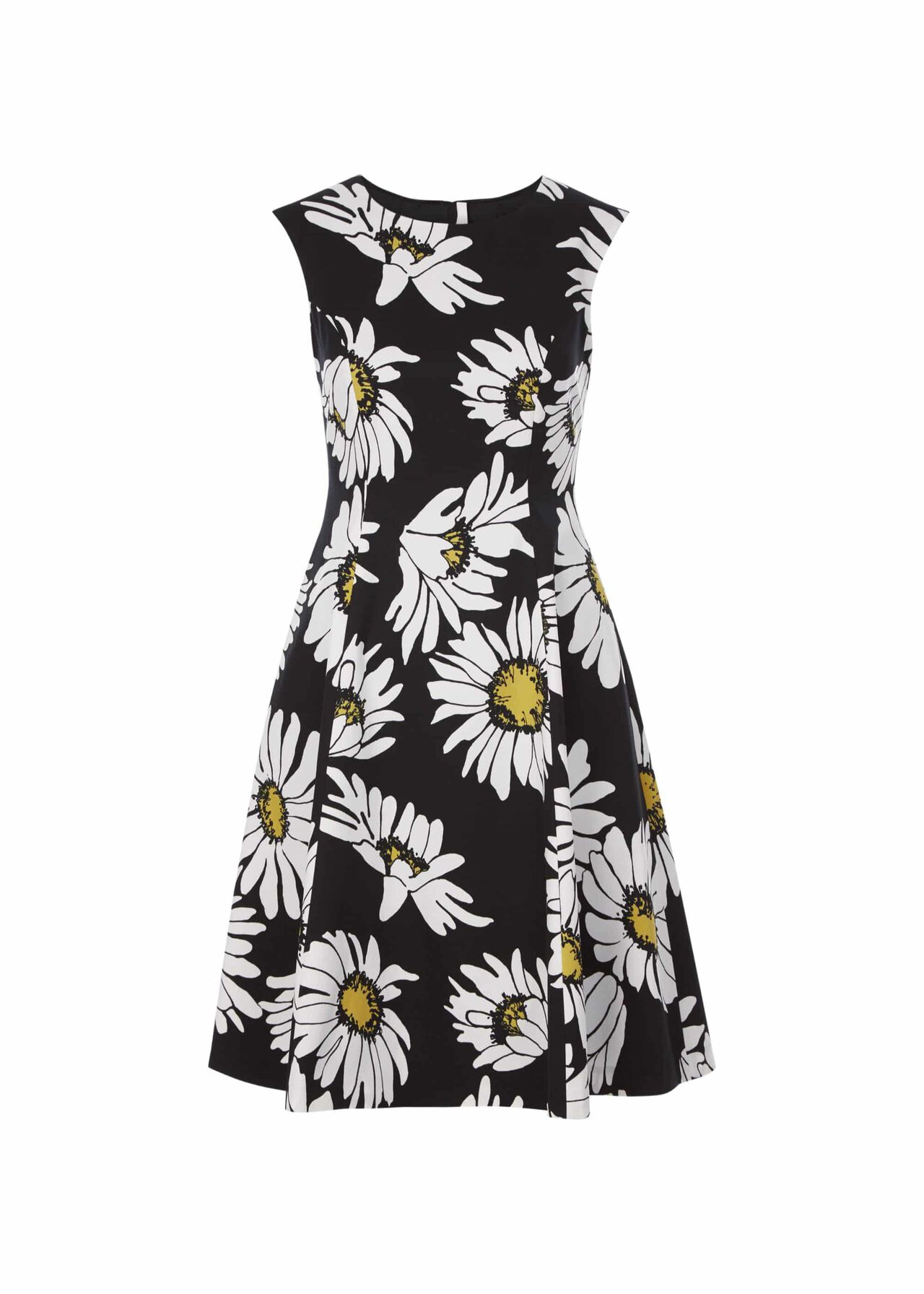 Rhona Dress Black Multi