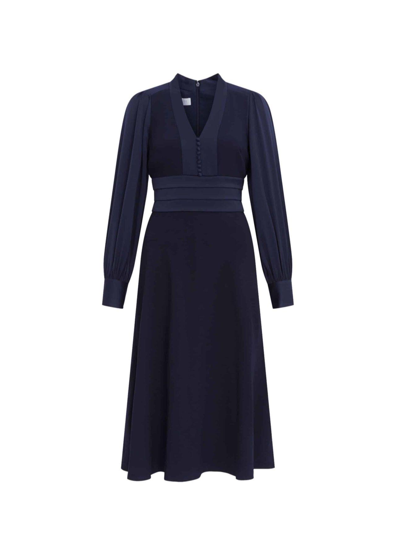 Josephine Dress Midnight