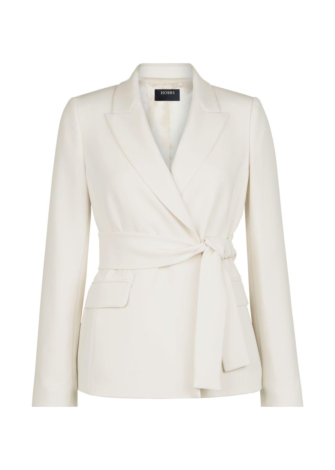 Eloise Jacket Ivory