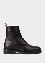 Elena Ankle Boot, Black, hi-res