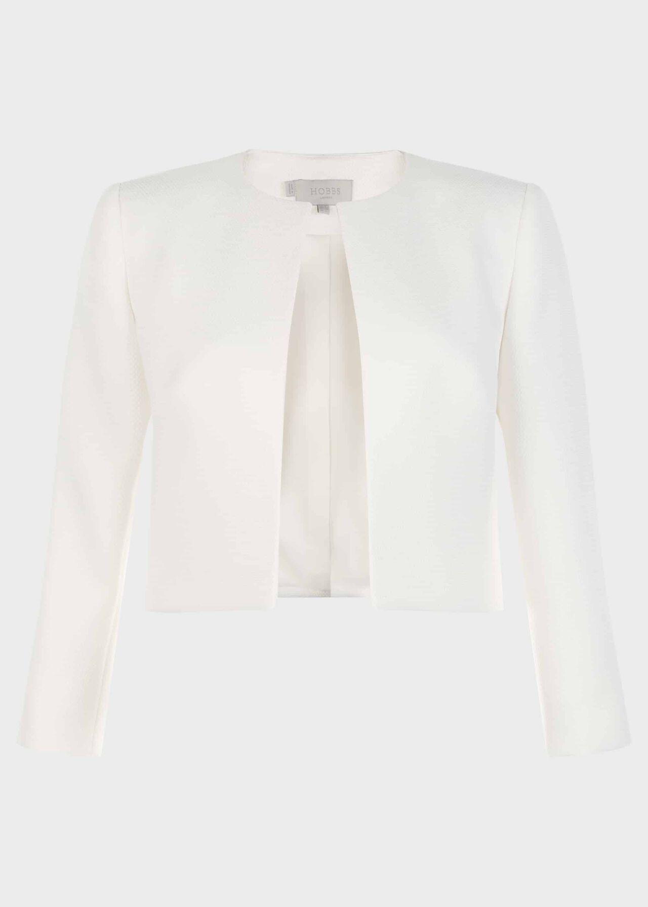 Petite Elize Jacket Ivory