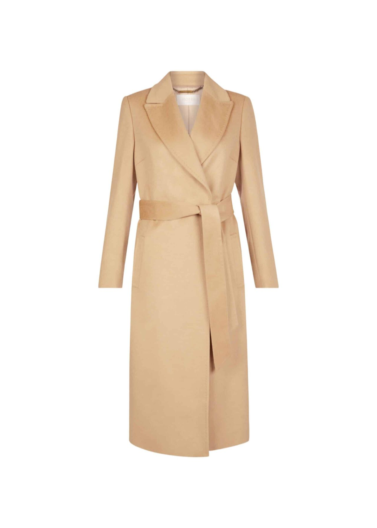 Olivia Wool Coat Camel
