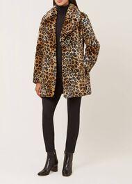 Georgiana Coat, Multi, hi-res