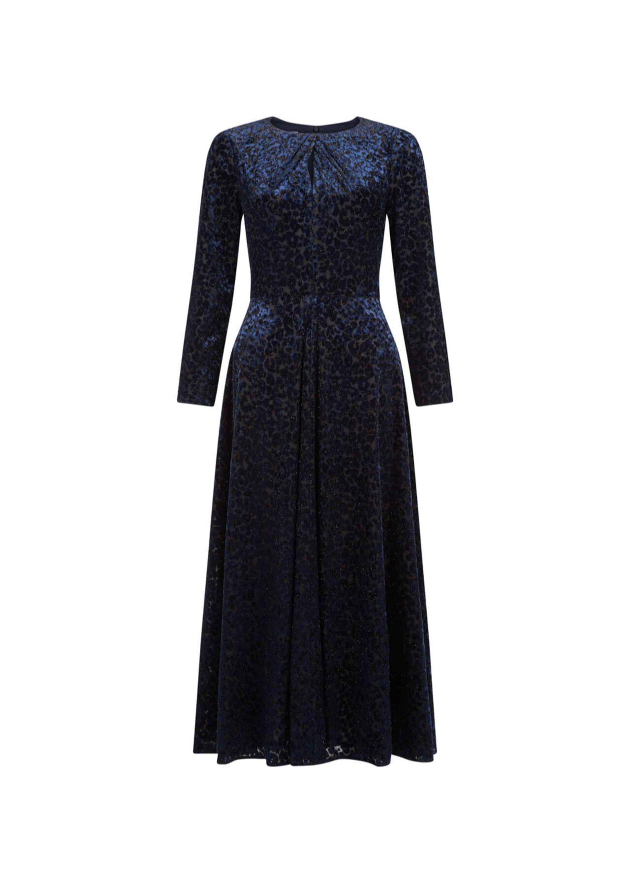 Neva Dress Black Midnight