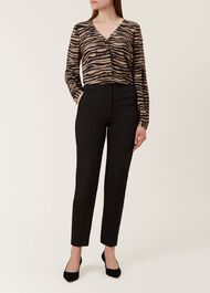 Summer Gael Trousers, Black, hi-res