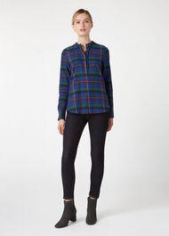 Kristen Shirt, Blue Multi, hi-res