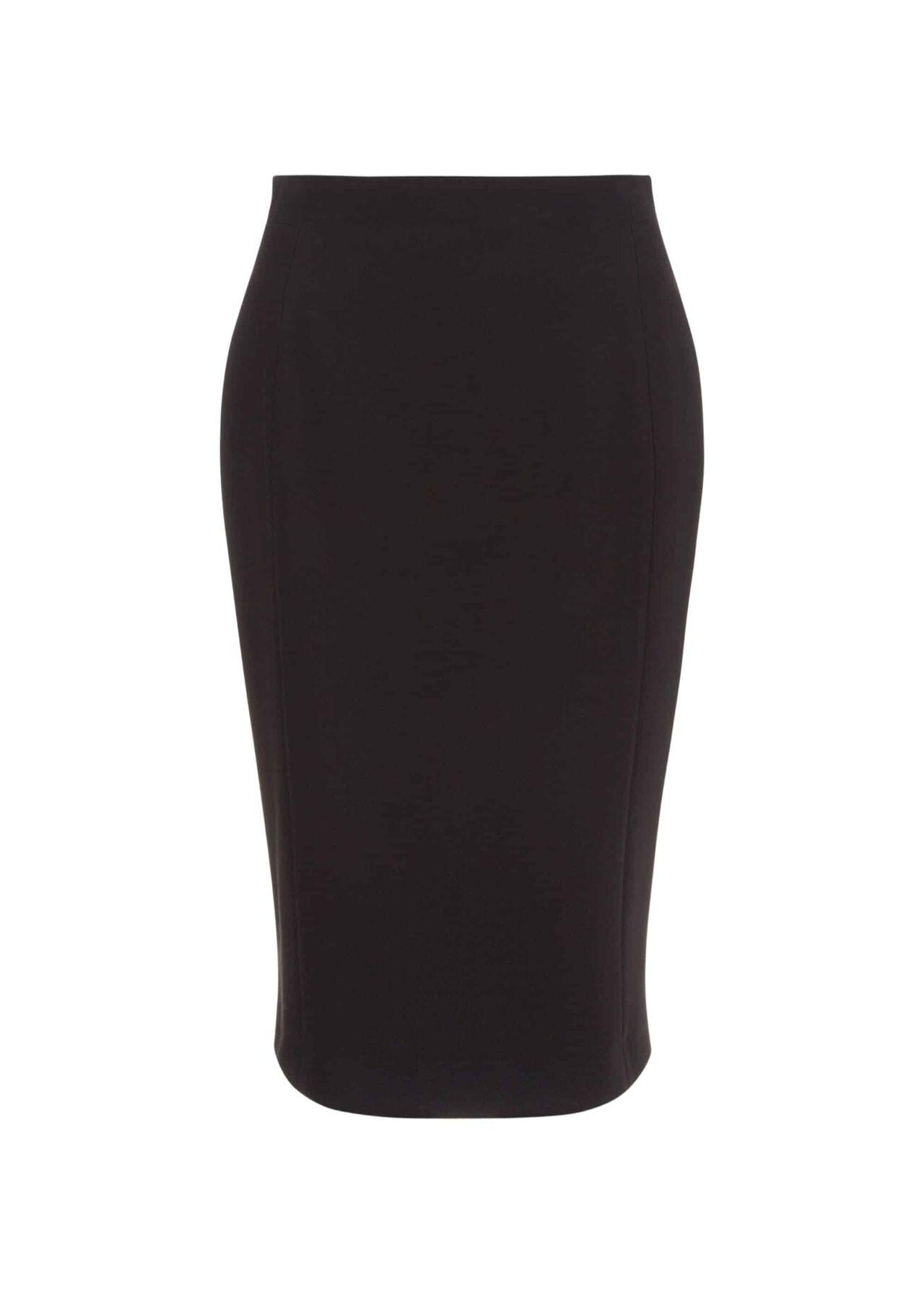 Petite Anne Skirt Black