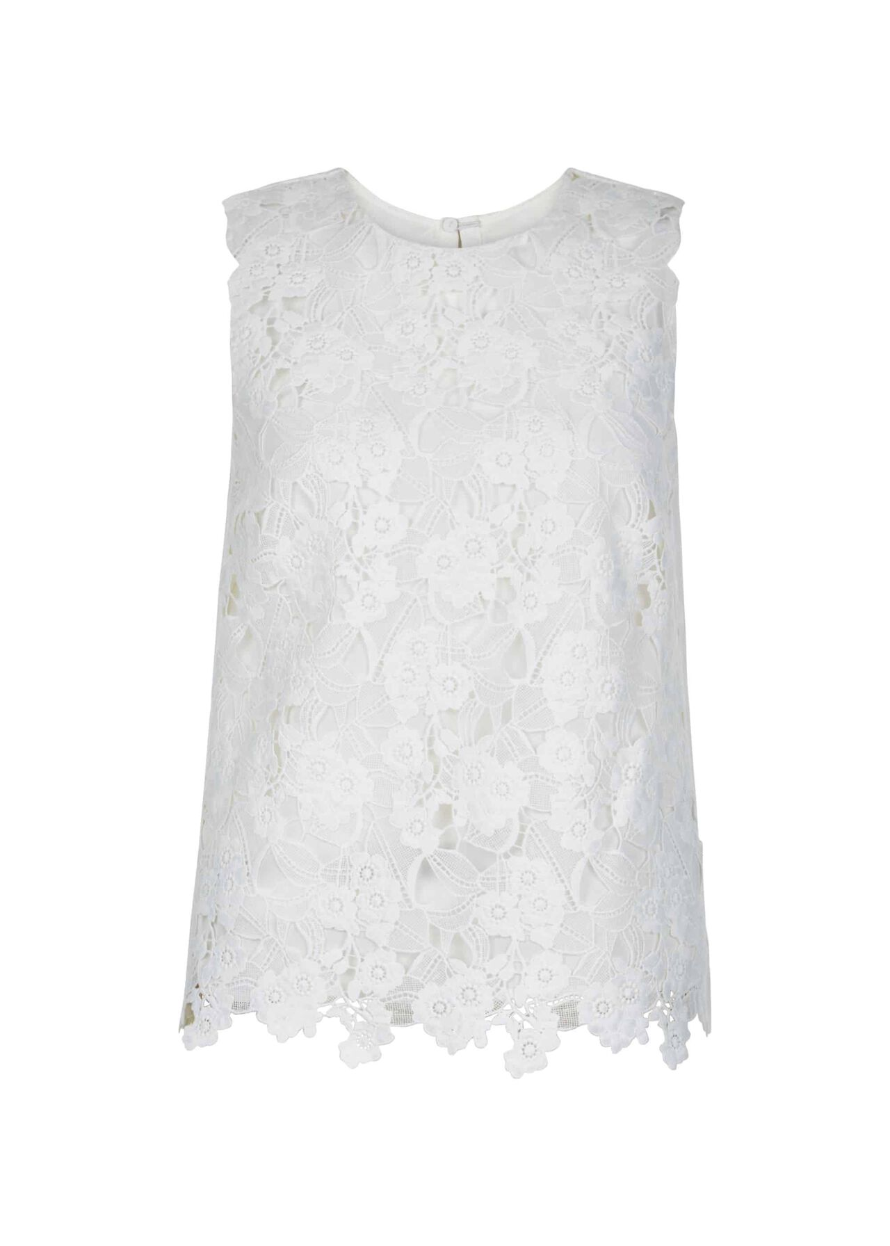 Rochelle Top Ivory