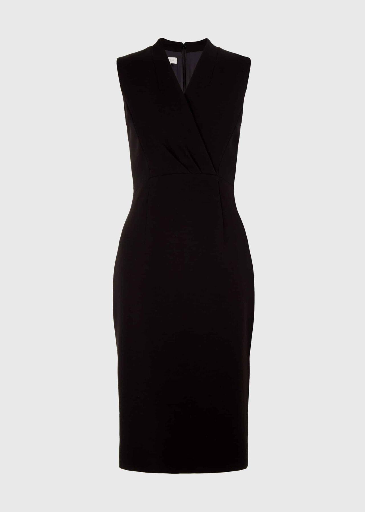 Sabrina Shift Dress Black