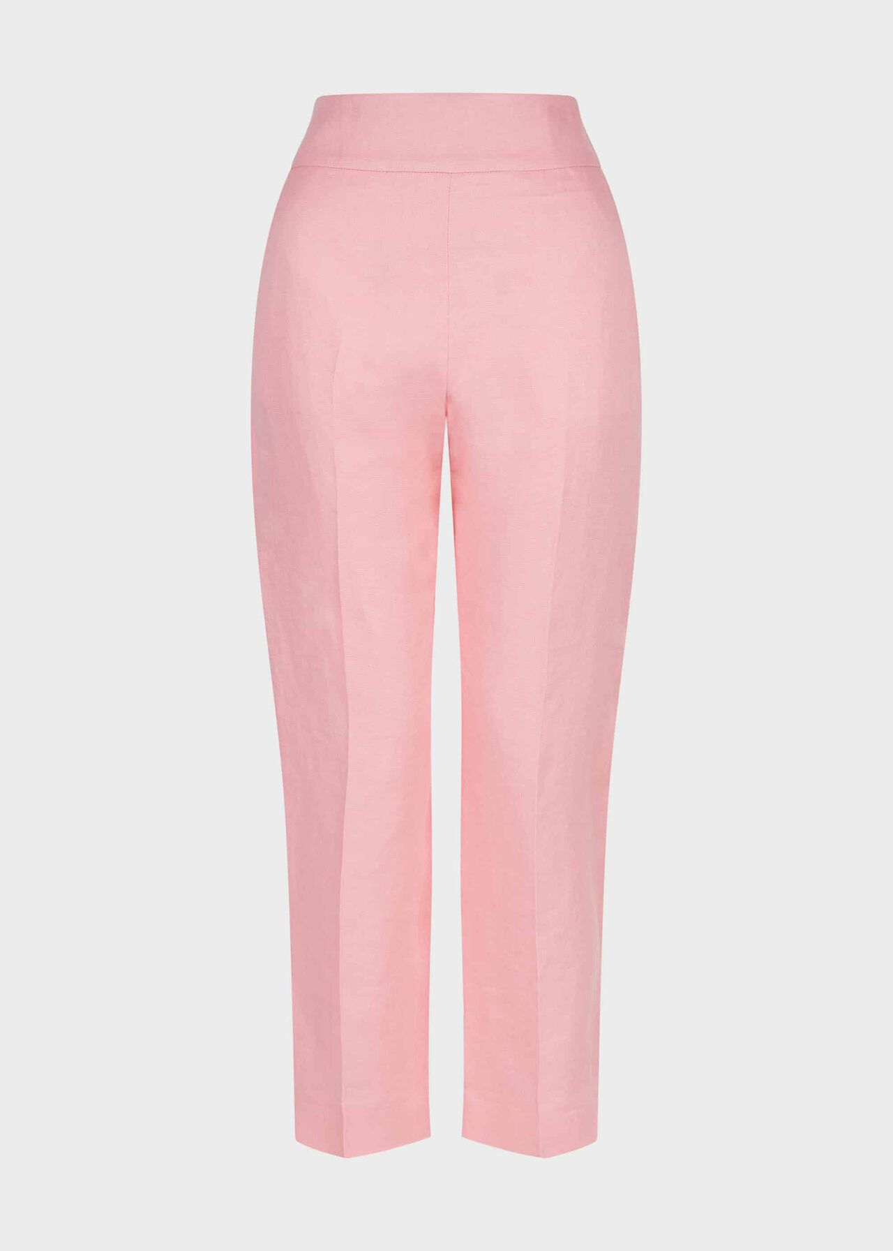 Trent Linen trousers Pink