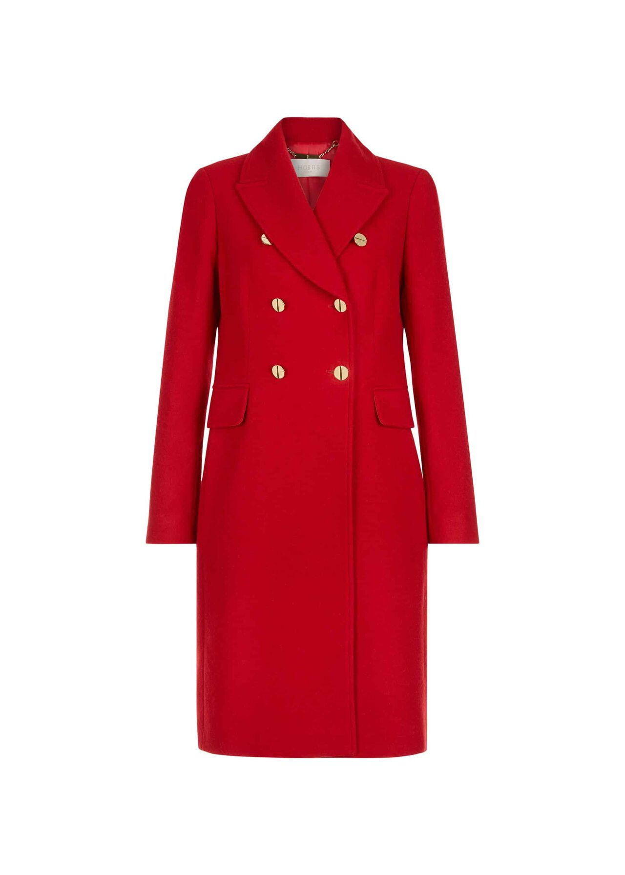Gigi Coat Red