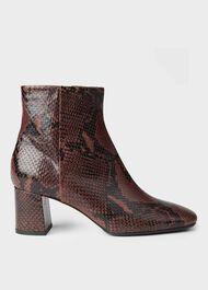 Imogen Boot, Chocolate Snake, hi-res