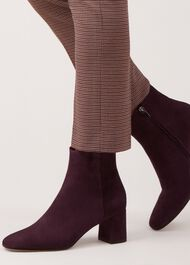 Imogen Boot, Mulberry, hi-res