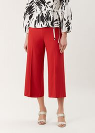 Emeria Trouser, Red, hi-res