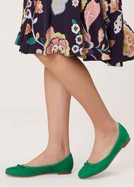 Flo Ballerina, Green, hi-res