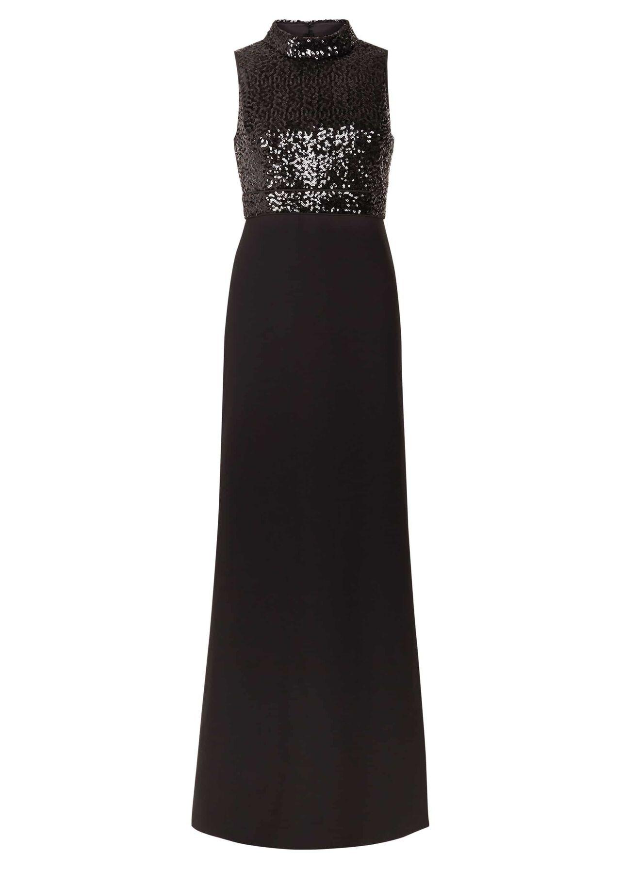 Paloma Maxi Dress Black