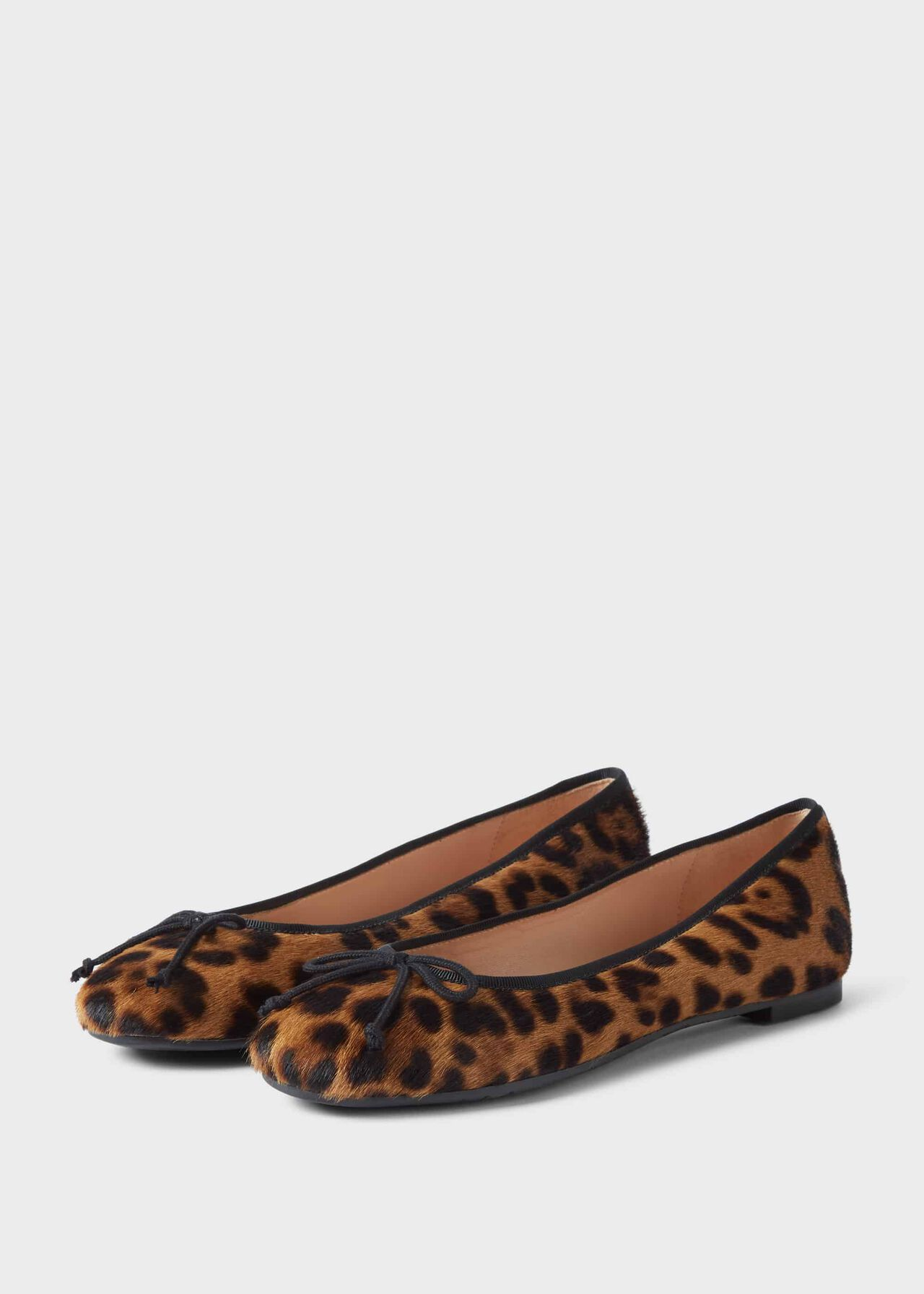 Flo Animal Ballerinas Leopard