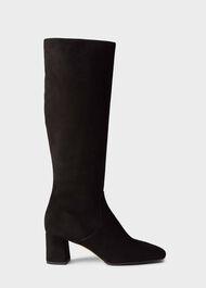 Imogen Knee Boot, Black, hi-res