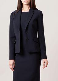 Catherine Jacket, Navy, hi-res