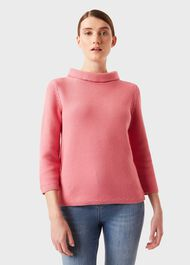 Camilla Sweater, Pale Pink, hi-res
