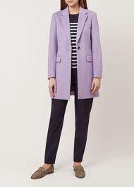Tia Coat, Lilac, hi-res