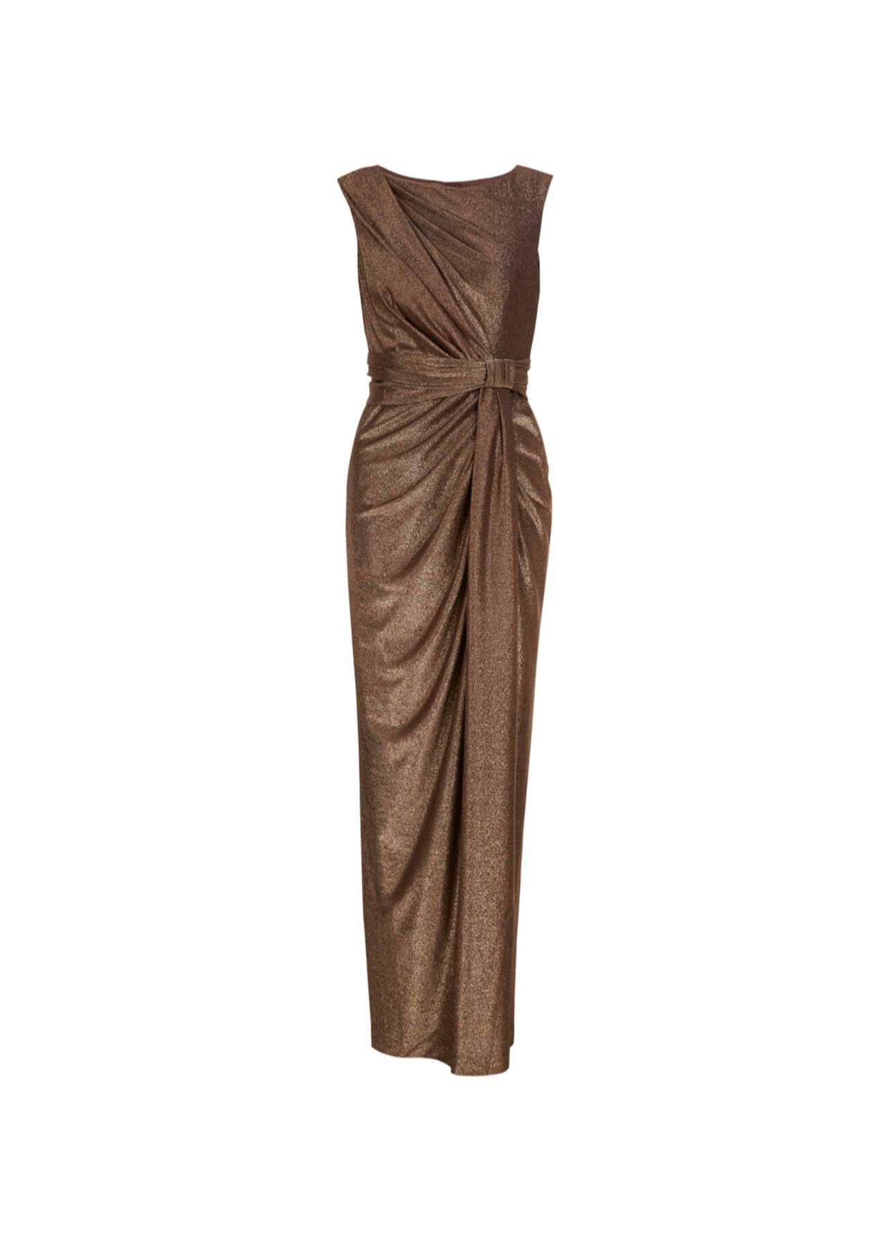 Mia Maxi Dress Copper
