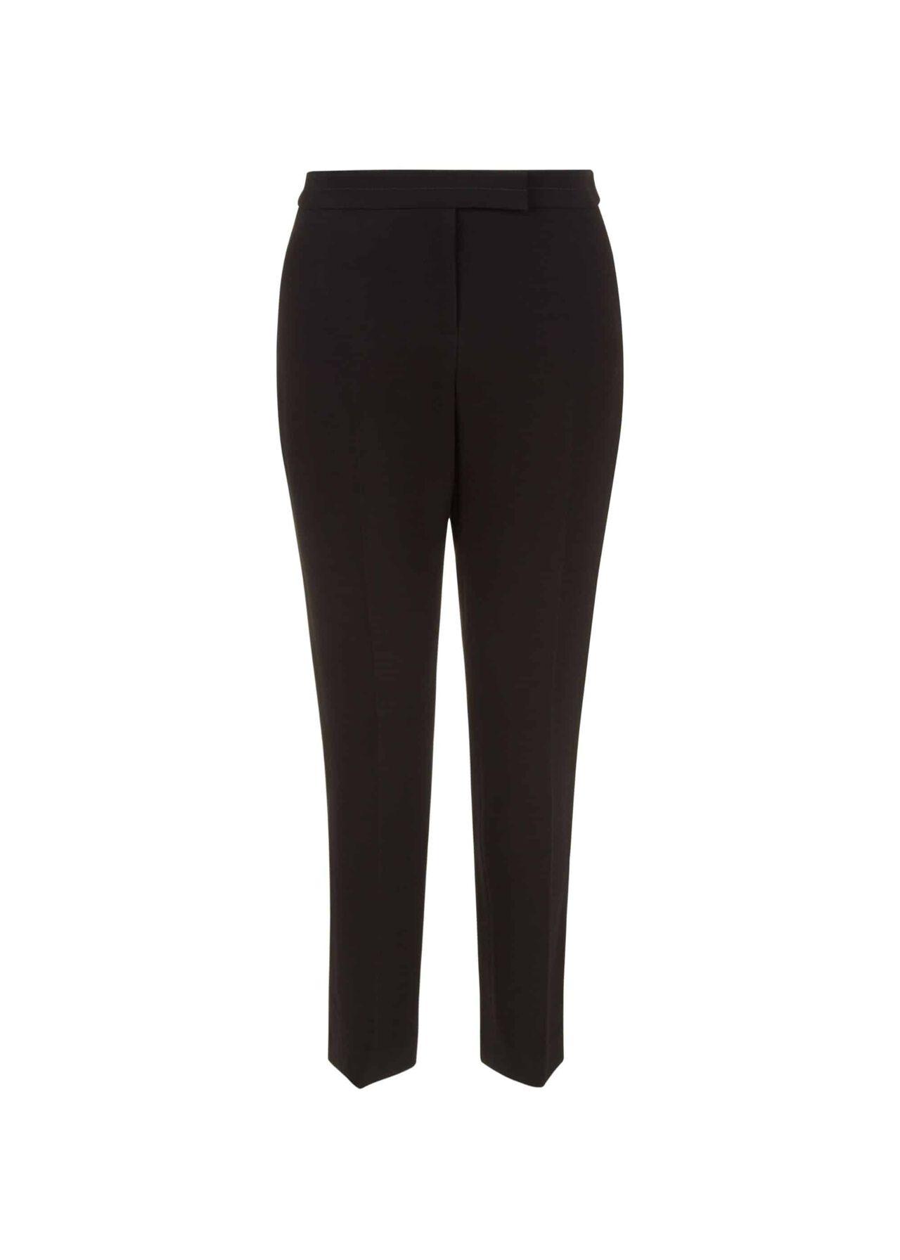Petite Anne trousers Black