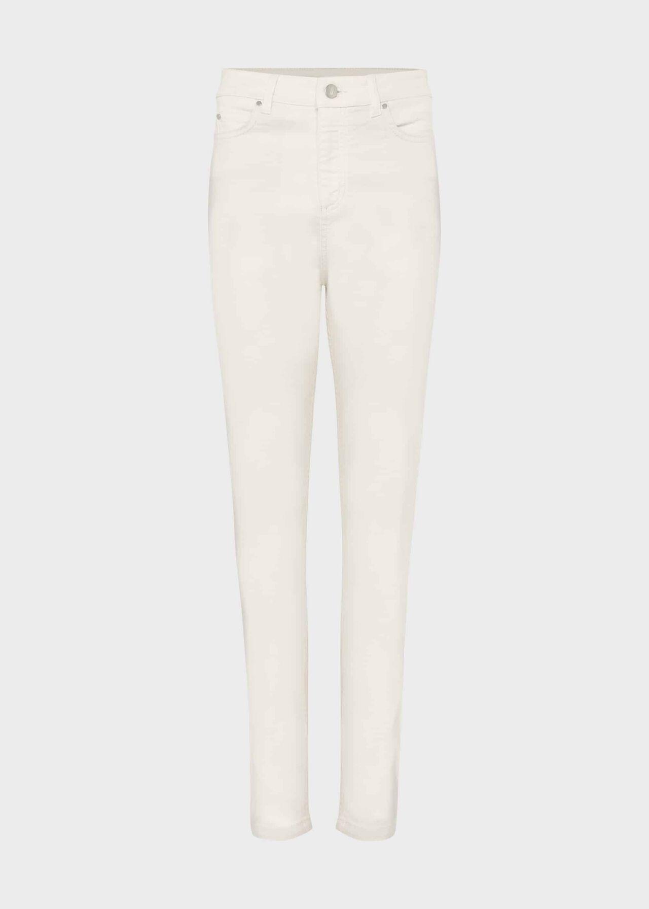 Gia Sculpting Jeans, White, hi-res