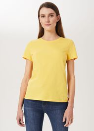 Pixie T-Shirt, Yellow, hi-res